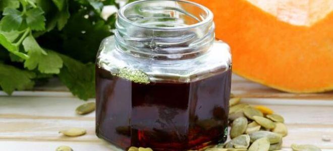 Лечимся от паразитов народными средствами: тыквенное масло