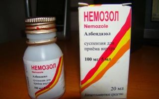 Избавляемся от глистов: как принимать Немозол
