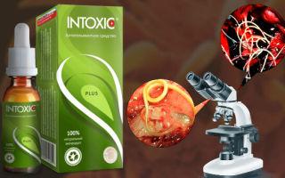 Избавляемся от паразитов: средство Интоксик