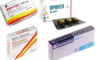 Какие существуют препараты от аскарид
