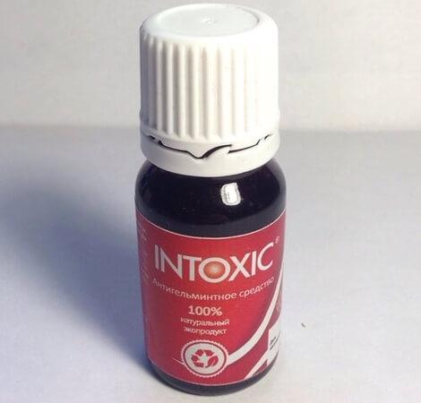 препарат Интоксик