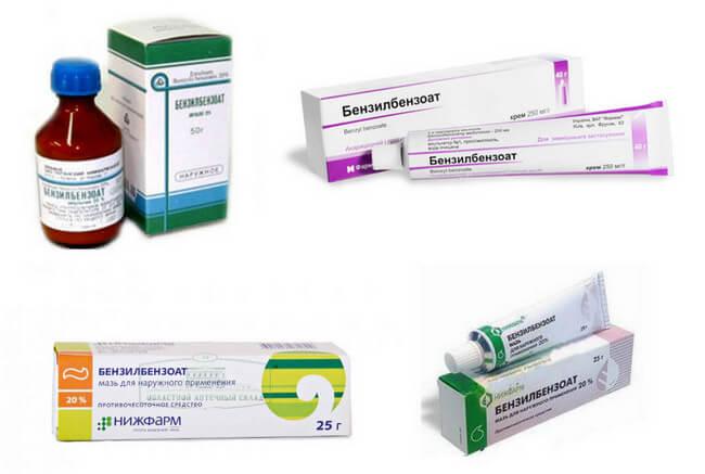 Чесотка чем лечить лекарства