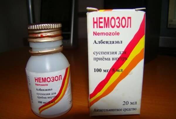 От чего таблетки немозол - Всё о паразитах
