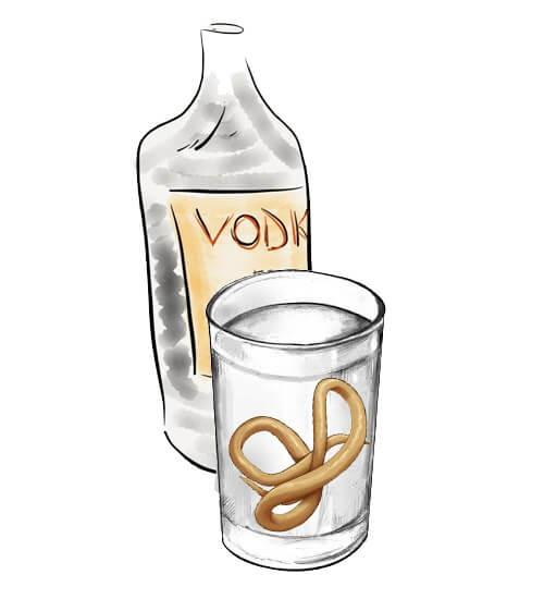 Алкоголь и глисты совместимость