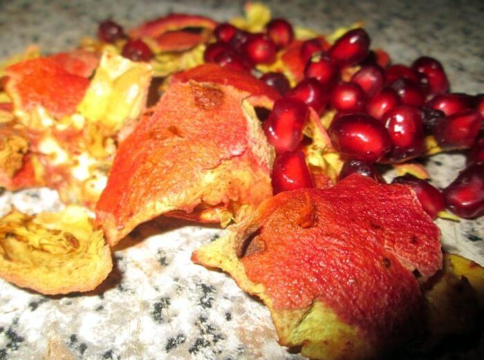 Кожура плода